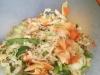 11 potom kapustu pridáme k ostatnej zelenine do misky a premiešame